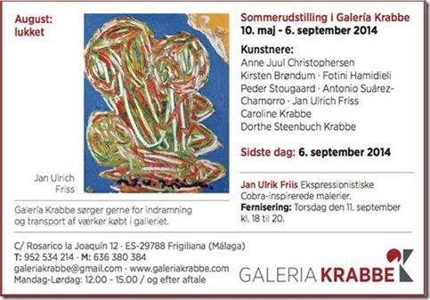2014 Galería Krabbe